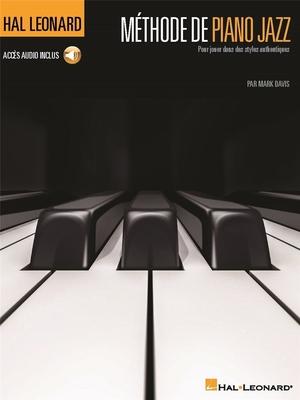 Méthode de piano jazzPour jouer dans des styles authentiques   Klavier Buch + Online-Audio Schule DHP 1175751 /  / Hal Leonard