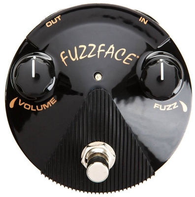 Dunlop FFM4 Joe Bonamassa Fuzz Face Mini Distortion Pedal
