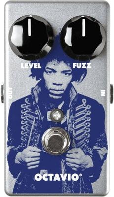 Dunlop JHM6 Jimi Hendrix Octavio Fuzz Pedal Limited Edition