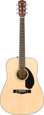 Fender CD-60S Dreadnought Walnut Fingerboard Natural