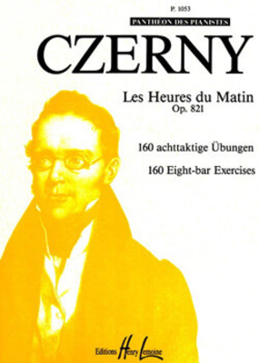 Les heures du matin Op.821 /  / Henry Lemoine