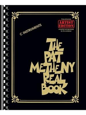 The Pat Metheny Real Bokk (C INSTRUMENTS) /  / Hal Leonard