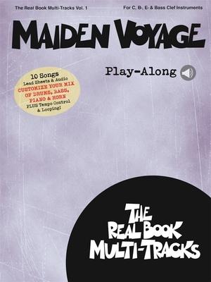Real Book Multi-Tracks Volume 1: Maiden Voyage /  / Hal Leonard