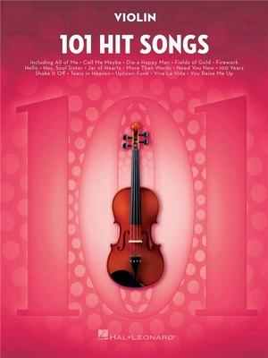 101 Hit Songs For Violin /  / Hal Leonard