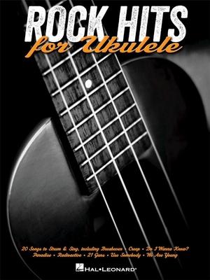 Rock Hits For Ukulele /  / Hal Leonard