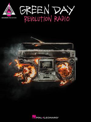 Guitar Recorded Version / Green Day  Revolution Radio(Tablatures) /  / Hal Leonard