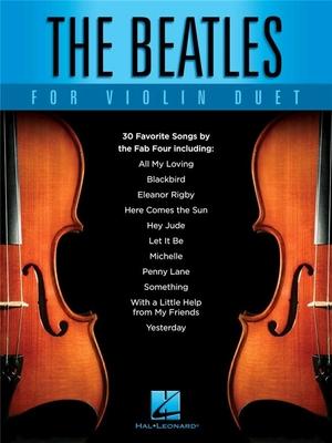 The Beatles For Violin Duet /  / Hal Leonard