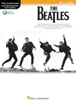 The Beatles – Instrumental Play-Along (FLUTE BOOK/AUDIO) /  / Hal Leonard