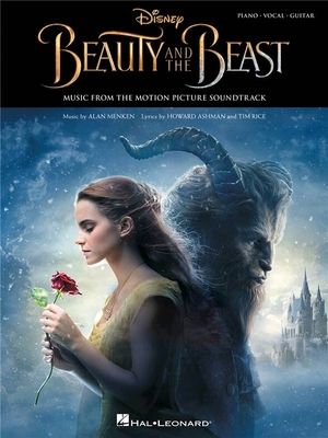 Piano-Vocal-Guitar Songbook / Beauty and the Beast – PVG Music from the Motion Picture Soundtrack / Alan Menken / Howard Ashman / Hal Leonard