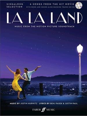 Justin Hurwitz : La La Land Singalong Selection (WITH AUDIO CD) /  / Faber Music