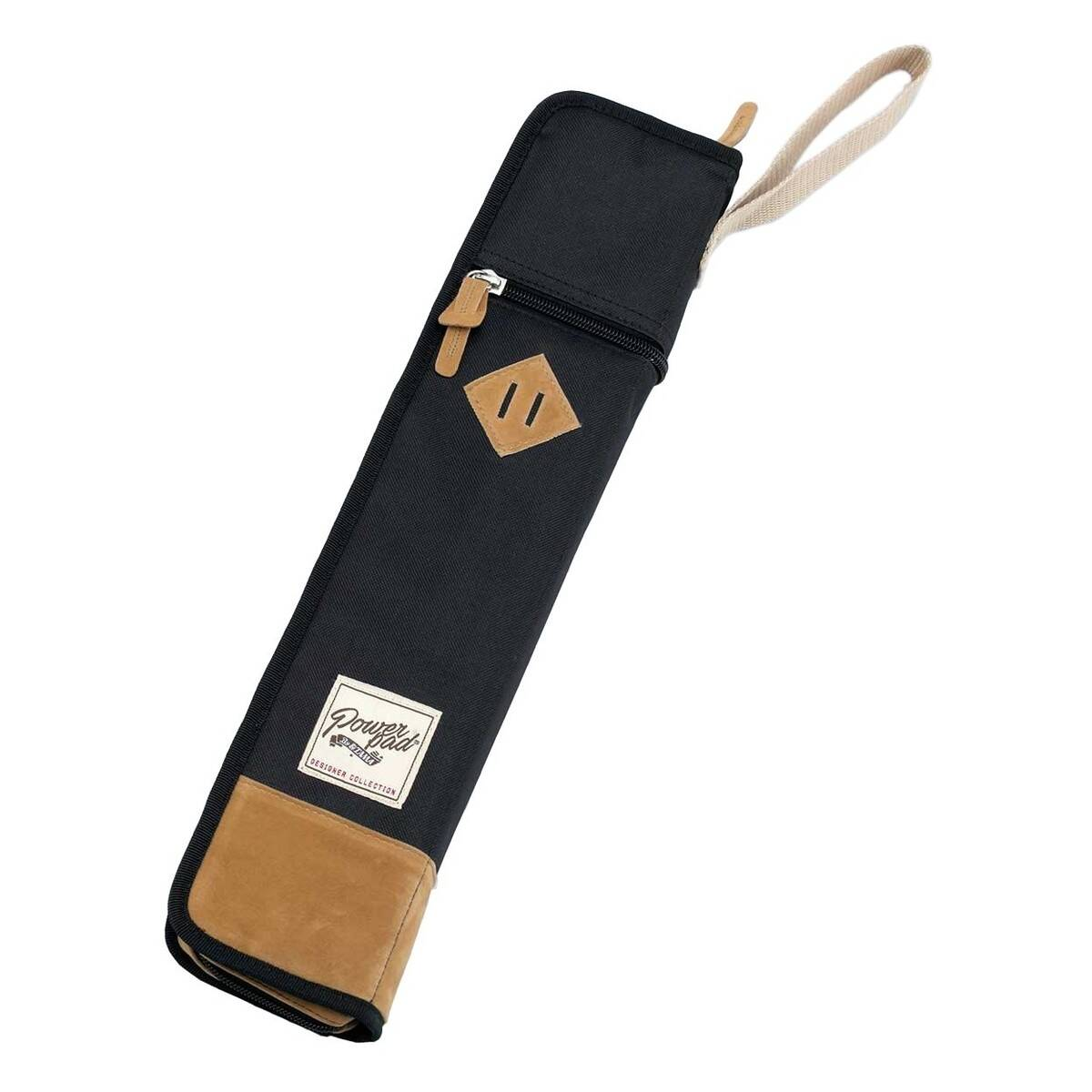 Tama TSB12BK PowerPad Stick Bag Vintage Black : photo 1