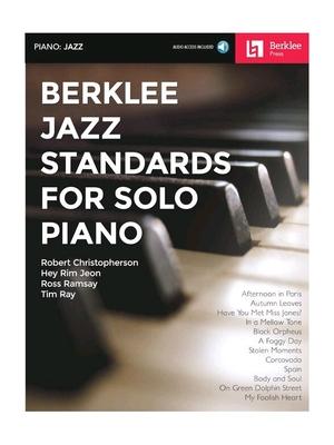 Berklee Jazz Standards For Solo Piano /  / Berklee