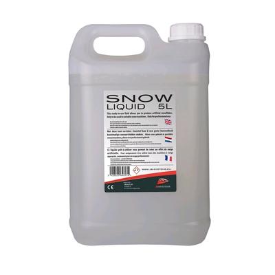 JBSYSTEMS SNOW LIQUID 5L Liquide pour machine à neige