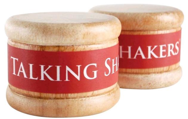 Gon Bops Talking Shaker Small