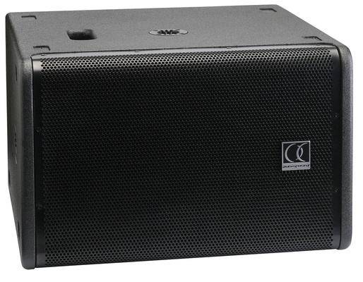 Audiophony iLINEsub12A Caisson 12 pouces actif 700W + 700W avec DSP intégré