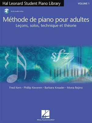 Méthode de piano pour adultes vol. 1 /  / Hal Leonard