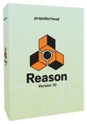 Propellerhead Reason 10 Upgrade