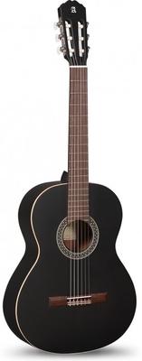 Alhambra 1 C – Guitare classique Cadette (3/4) 580mm, noire mat