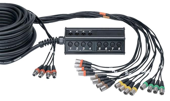 Cordial CYB 16-4 C Multicore 16-4 30m