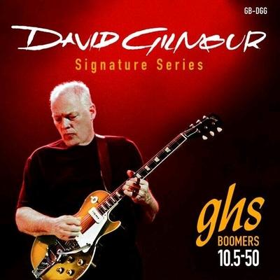 GHS El. »David Gilmour Signature Series» .0105-.050 Nickel R./W.