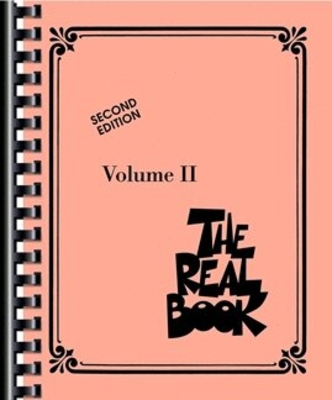 The Real Book – Volume II (2nd ed.)C Instruments /  / Hal Leonard