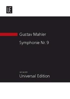 Symphonie Nr 9 / Mahler Gustav / Universal Edition
