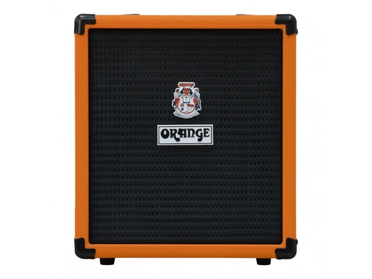 Orange Crush Bass 25 1×8» EQ 3Bandes Actif Sortie Casque 25 watt