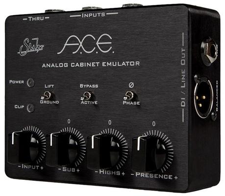 Suhr Guitars A.C.E. Analog Cabinet Emulator