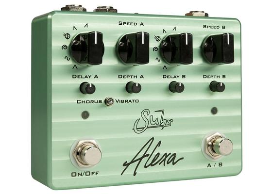 Suhr Guitars Alexa Chorus