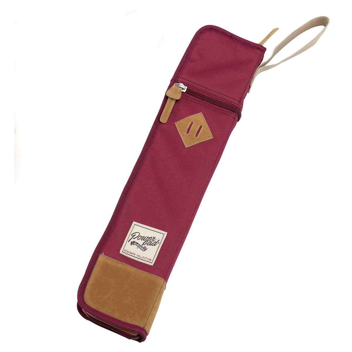 Tama TSB12WR PowerPad Stick Bag Wine Red : photo 1