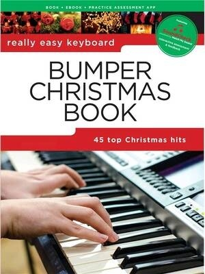 Really Easy Piano / Really Easy Piano: Bumper Christmas Book    Easy Piano Buch  AM1013331 /  / Wise Publications