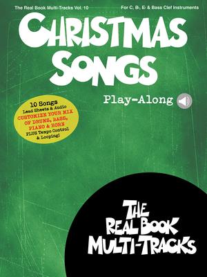 Real Book Multi-Tracks Play-Along / Christmas Songs – Play-Along /  / Hal Leonard