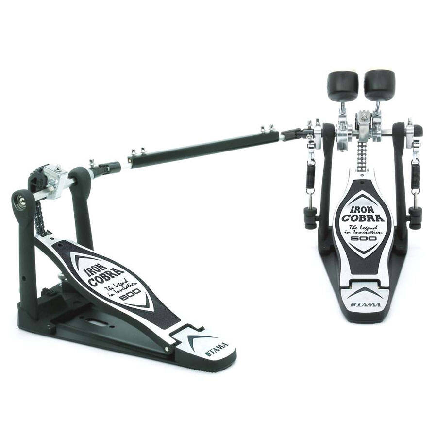 Tama HP600DTW Iron Cobra 600 Double Pedale Double chaine : photo 1