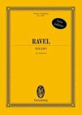 Bolero / Maurice Ravel / Eulenburg