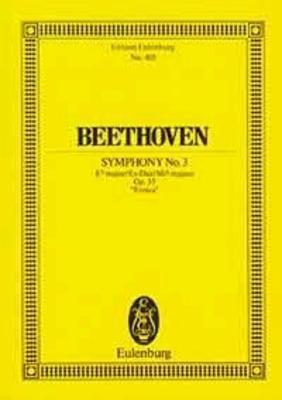 Symphonie 07 A Op.92 / L.V.Beethoven / Eulenburg