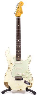 Fender Custom Shop Stratocaster '60 Heavy Relic White, Namm Limited Edition