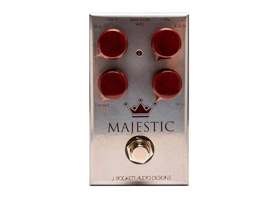 J. Rockett Audio Design Rockett Majestic, Overdrive