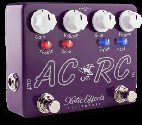 Xotic AC/RC oz