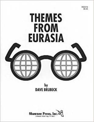 Dave Brubeck  Themes from Eurasia Piano Solo Collection /  / Hal Leonard