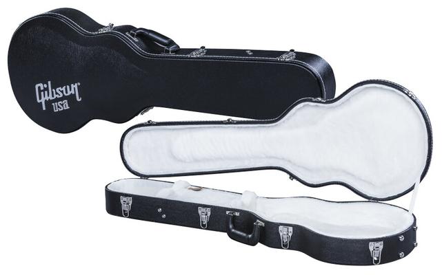 Gibson Les Paul Case Black