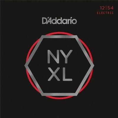 D'Addario NYXL1254 New York XL Nickel Round Wound .012-.054 Heavy