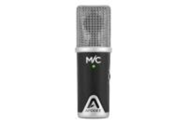 Apogee Electronics MiC 96k pour Mac et Windows including tripod & stand adapter USB only No Lightning cable