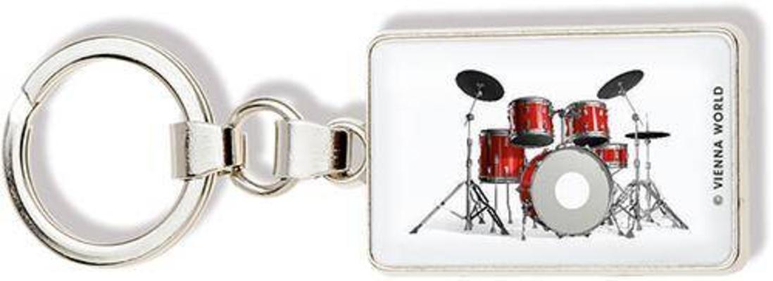Vienna World Keyring Drums
