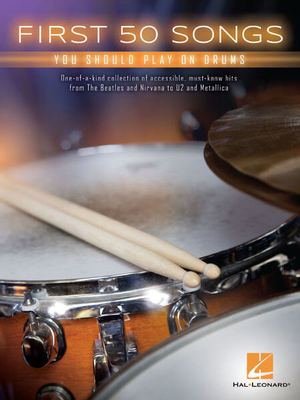First 50 Songs Play On Drums /  / Hal Leonard