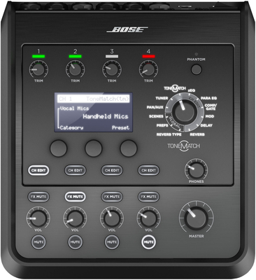 Bose T4S Tone Match Audio Engine