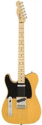 Fender American Original '50s Telecaster LeftHanded Maple FingerBoard Butterscotch Blonde