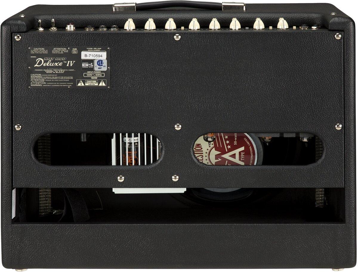 Fender Hot Rod Deluxe IV Black : photo 2
