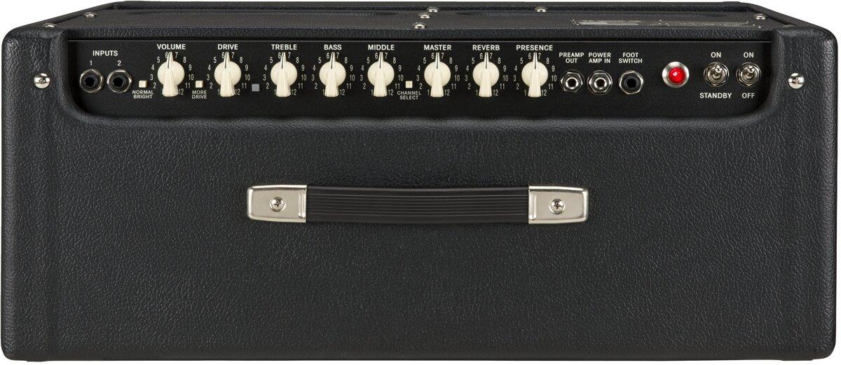 Fender Hot Rod Deluxe IV Black : photo 3