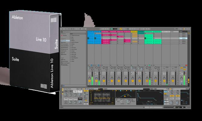 Ableton Live 10 Suite Edition