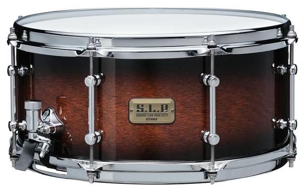 Tama LKP1465-KPB S.L.P. Snare 14» x 6.5» Dynamic Kapur